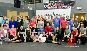 CrossFit Progression and Whole Life Challenge