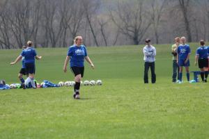 LC Alumni Soccer game