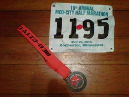 13.1 Medal